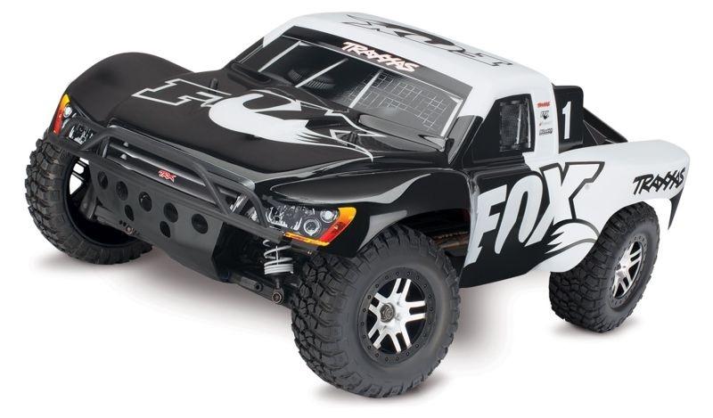 Traxxas SLASH 4x4 VXL FOX 4WD Short-Course Race Truck