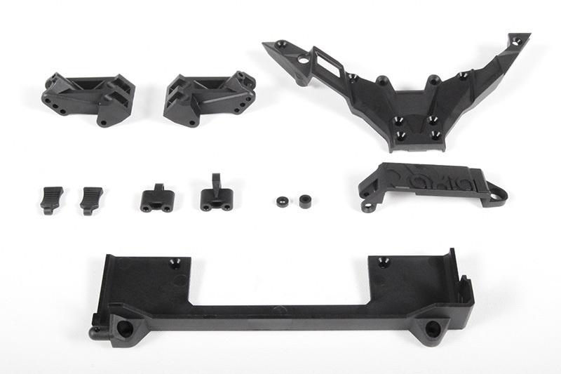 Axial - Rear Chassis Electronics Components Yeti