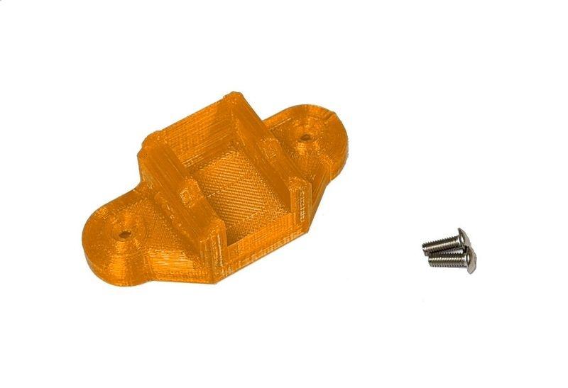 JS-Parts ultraflex Schalter Halter orange für Hobbywing