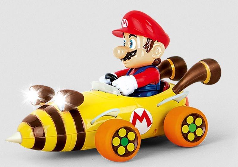 Carrera RC 2,4GHz Mario Kart(TM) Bumble V, Mario