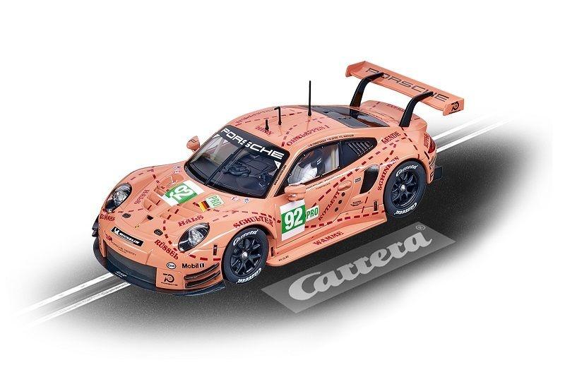 Auslauf - Carrera Digital 124 Porsche 911 RSR #92