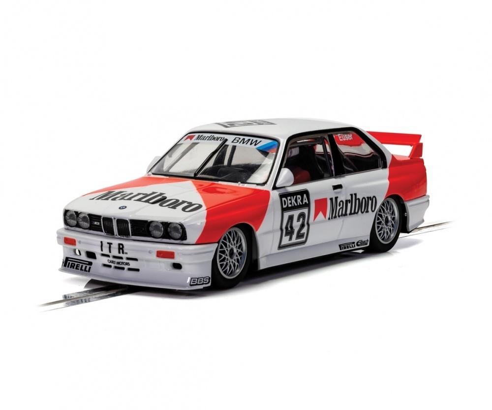 Scalextric 1:32 BMW E30 M3 DTM 1991 Cor Euser HD