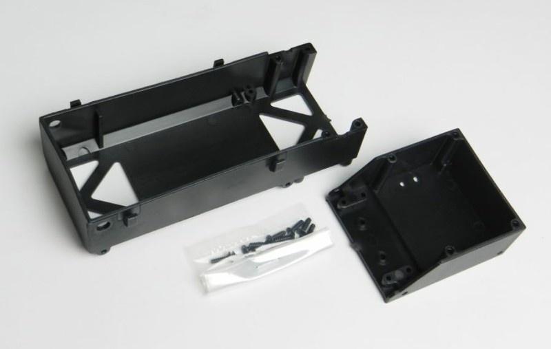 Ansmann SP-DNA-Battery & Servo-Compartment