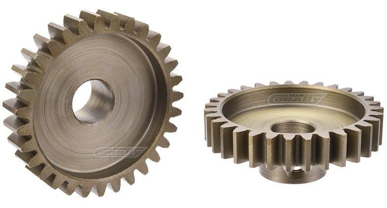 Team Corally - M1.0 Motorritzel - Stahl gehärtet - 31 Zähne