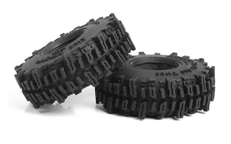 RC4WD Mud Slinger 1.0 Scale Tires RC4WD, 1 Paar