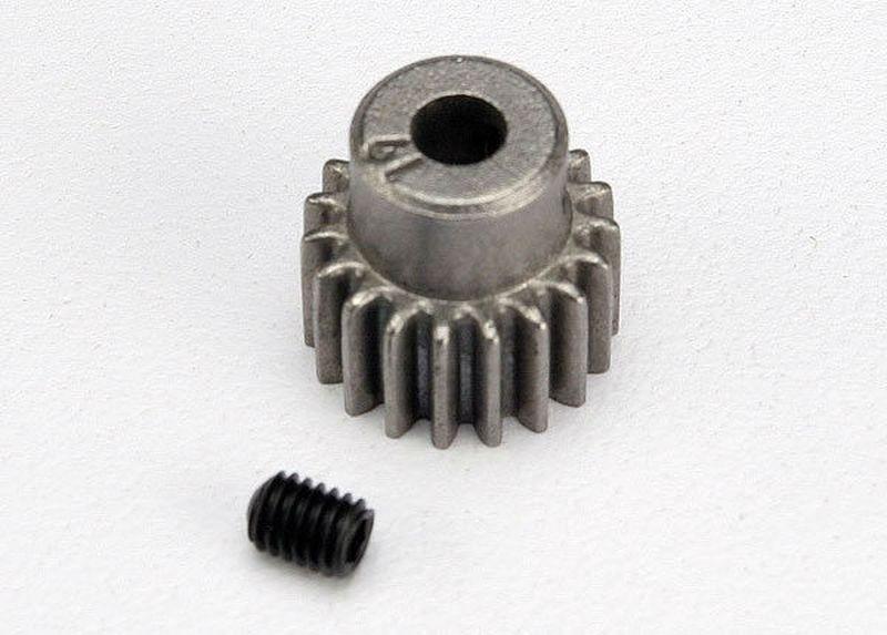 Traxxas Motorritzel 48dp, 19 Zähne