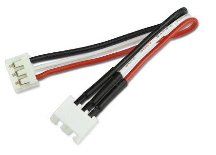 Balancer-Adapter XH Stecker <=>EH Buchse 2S 30cm