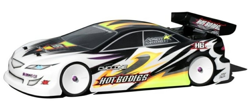 HPI/Hot Bodies Mazda 6 Race Karosserie 190mm 1:10