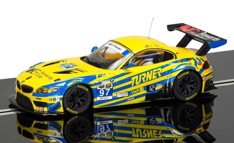 Scalextric BMW Z4 GT3 Daytona 2015