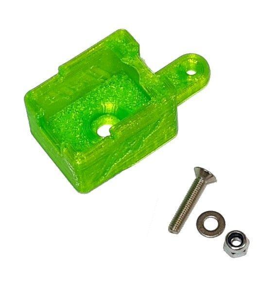 JS-Parts ultraflex Schalterhalter grün für Hobbywing MAX