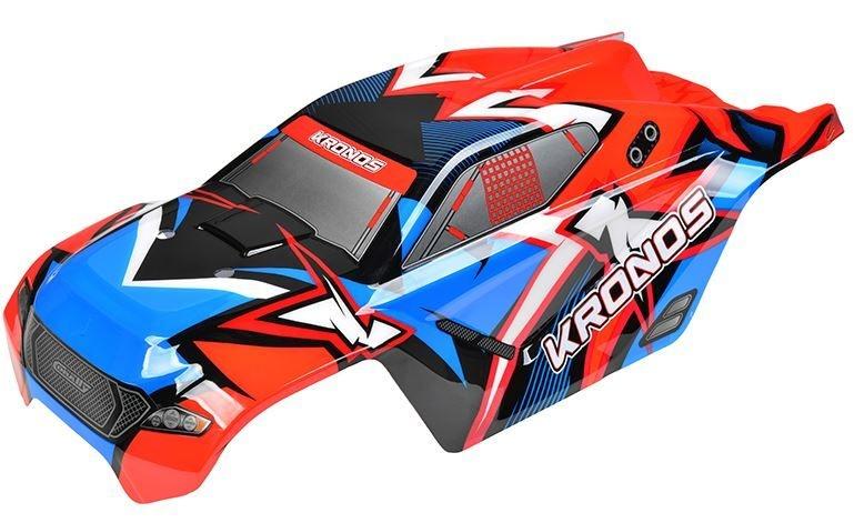 Team Corally Polycarbonate Body- Kronos XP 6S - 2021