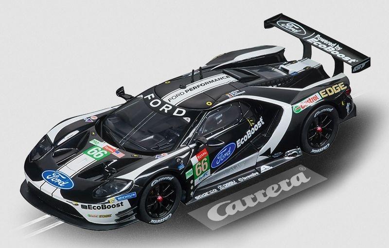 Carrera Evolution Ford GT Race Car No.66