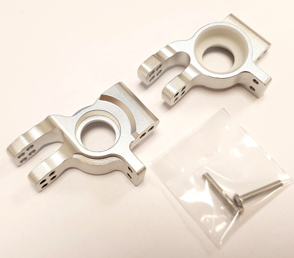 GPM aluminium rear knuckle arms - 4PC Set for Thunder Tiger