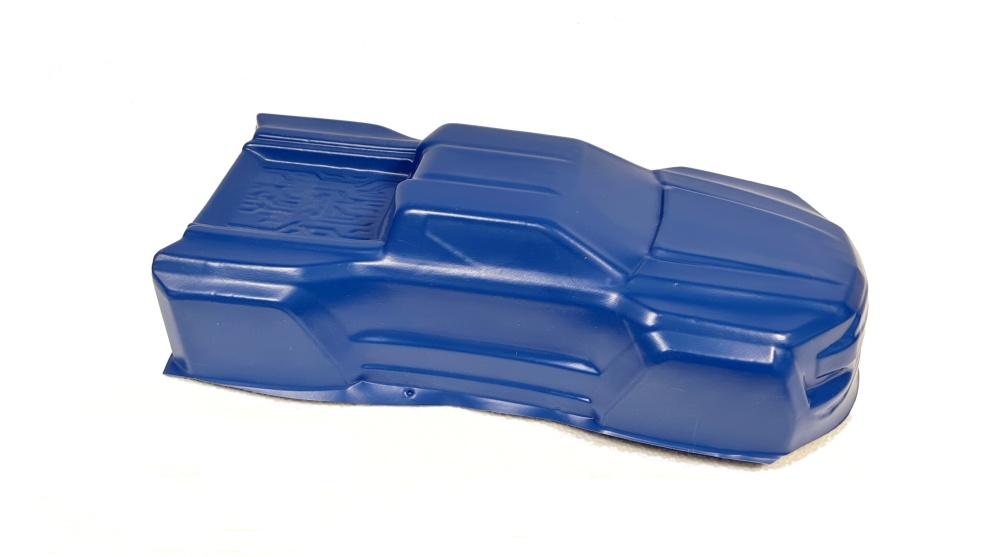 Probodyrc unbreakable Body für Arrma Kraton V4/V5 blau