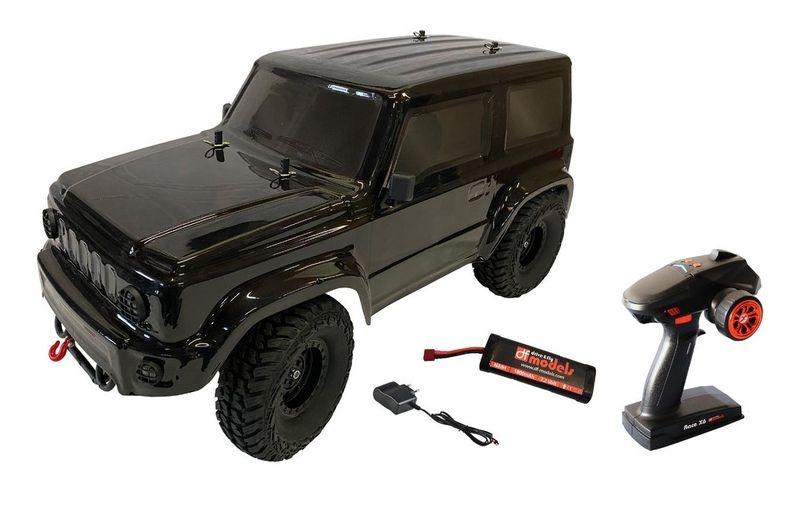 DF-Models DF-4S Crawler 313 mm 2021 JYM Edition - BLACK
