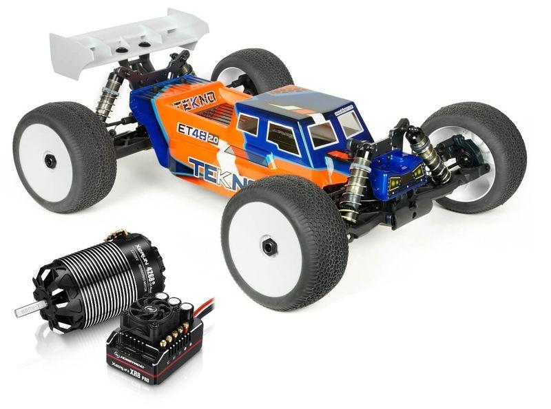 Tekno RC TKR9600 - New Tekno RC ET48 2.0 1/8th 4WD Comp.