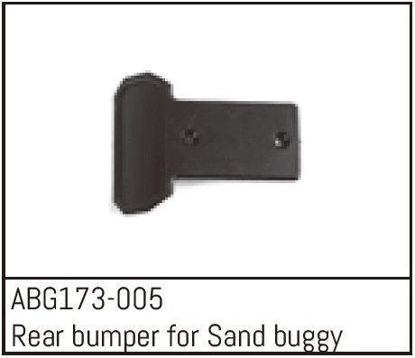 Absima Rear Bumper for Sand Buggy