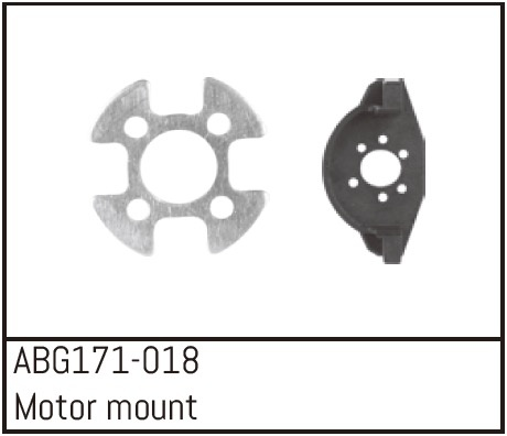 Absima Motor Mount