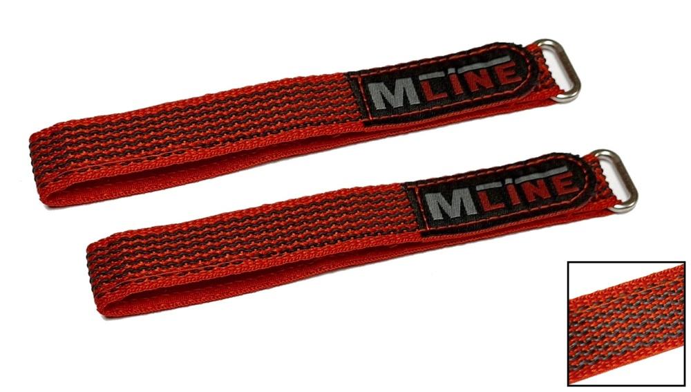 MLine Battery-Strap/Klettverschluss stabile Ausführung mit
