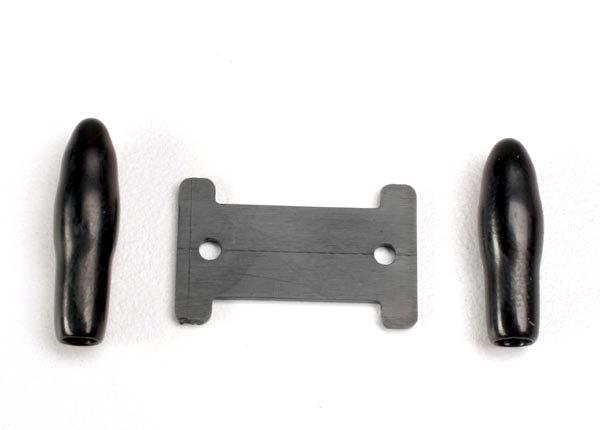 Traxxas Gummikappen für Antennenröhrchen (2)
