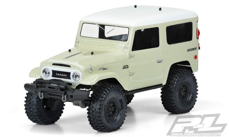 Pro Line 1965 Toyota Land Cruiser Karosserie klar