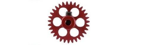 NSR AW Gear/Zahnrad 31T 17.5mm NINCO RED