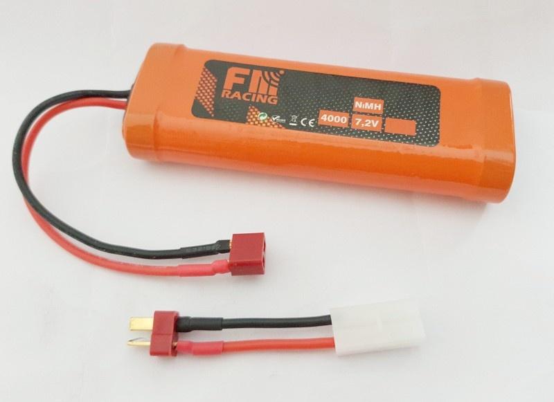 FM-electrics NiMh Racing Pack 4000mah