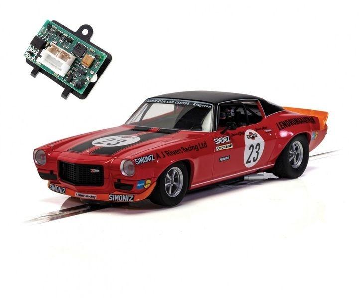 Scalextric 1:32 Camaro 1973 Spa HD --SET--