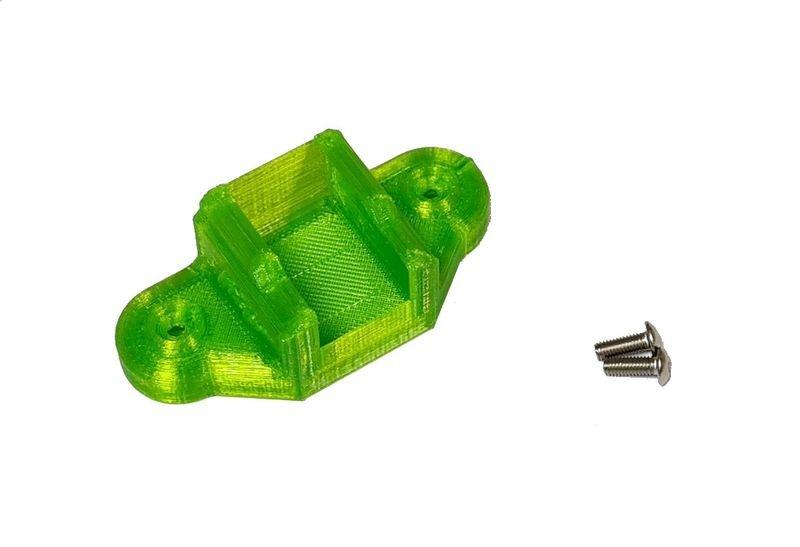 JS-Parts ultraflex Schalter Halter grün für Hobbywing