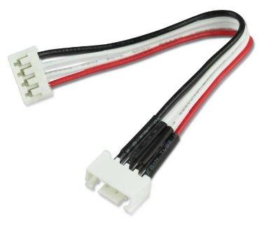 Balancer-Adapter XH Stecker <=>EH Buchse 3S 30cm