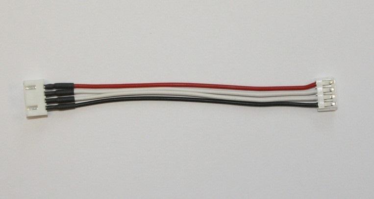 Balancer-Adapter 10cm 3s EH-Buchse auf XH-Stecker