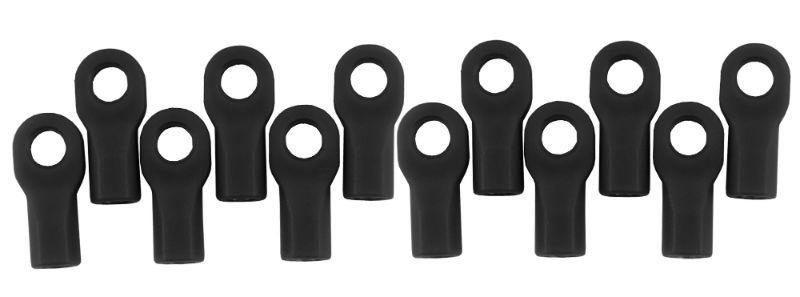 RPM Kugelpfannen offen kurz schwarz
