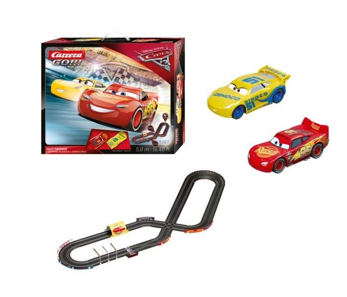 Carrera Go!!! Disney Pixar Cars 3 - Fast Friends