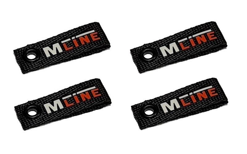MLine Splint Grip aus Nylon mit Gummierung und Metallöse (4)