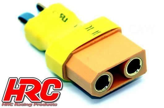 HRC Racing Adapter - Kompakte Version - XT90 Stecker