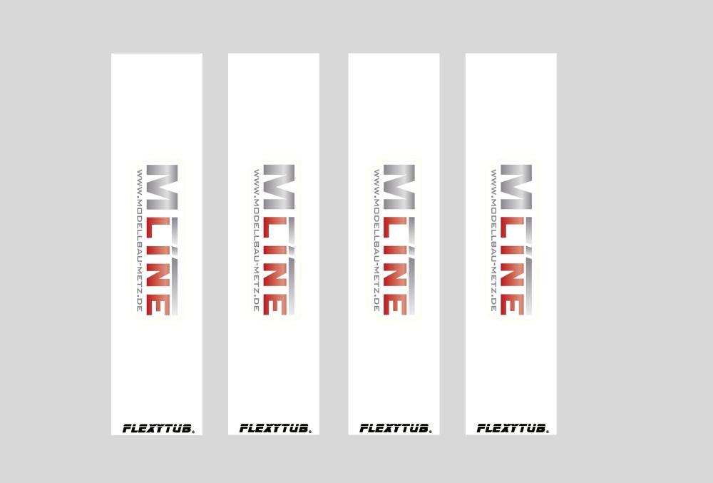 Flexytub/MLine Dämpfersocken/Dustcover für Traxxas X-Maxx &