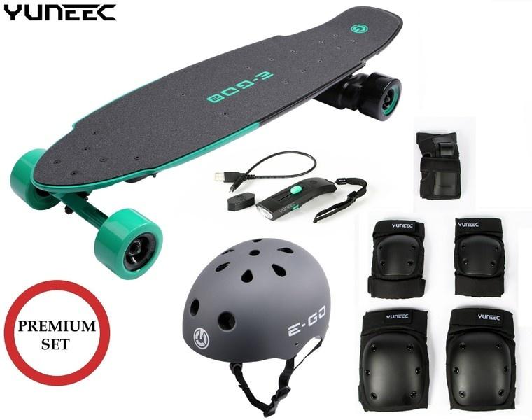 Yuneec E-GO 2 E-Board (Cool Mint) --SPARSET 1--