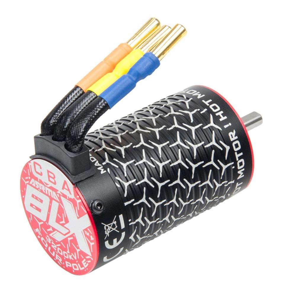 Arrma BLX3660 3200kV Brushless 10th 4-Pole Motor: 4x4