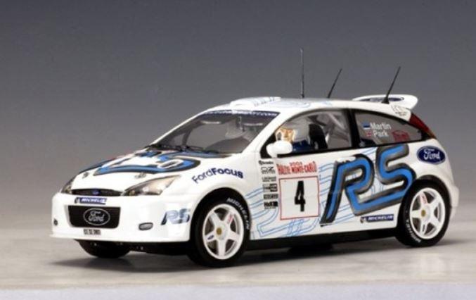 AutoArt Ford Focus RS WRC 2003 #1