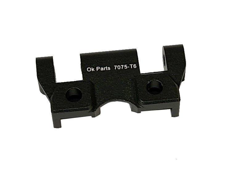 Oktay RC Halterung Brace hinten 7075-T6 für Tekno ET48 2.0