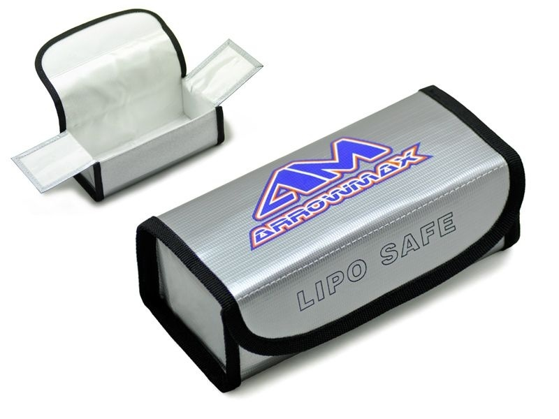 Arrowmax Lipo Safe Bag (185 x 75 x 60mm) (Special Tools)