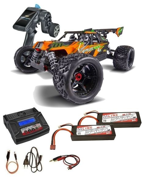 Carson Virus Race 4.2 Special Edition 4WD Buggy 4S