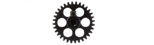 NSR AW Gear/Zahnrad 32T 17.5mm NINCO BLACK