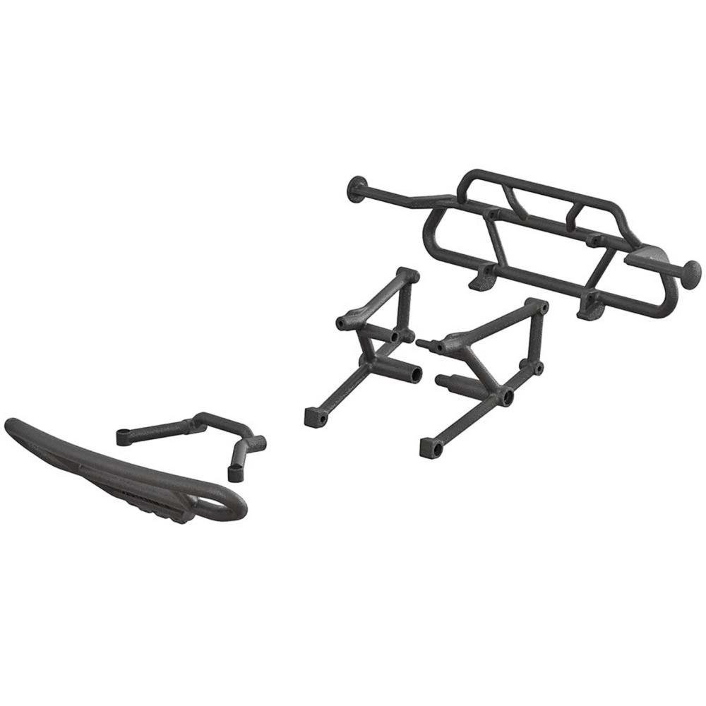 Arrma SC Bumper Set: 4x4 Senton Mega