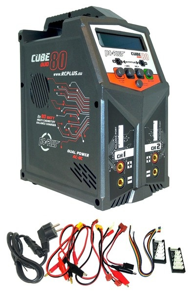 RC Plus Cube 80 Duo