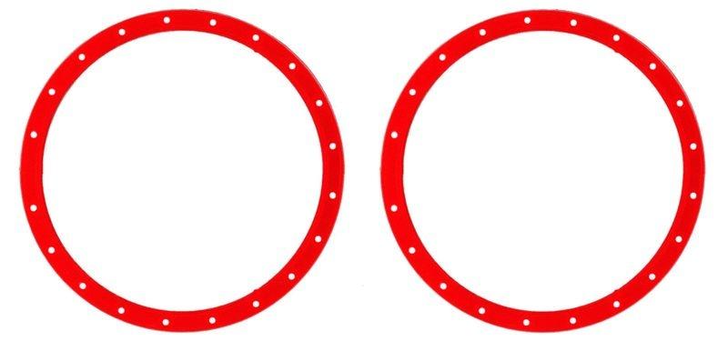 JS-Parts Felgenringe ultraflex f.Louise RC MFT 1:5 rot (2)