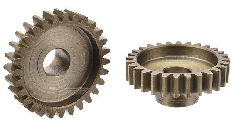 Team Corally - M1.0 Motorritzel - Stahl gehärtet - 28 Zähne