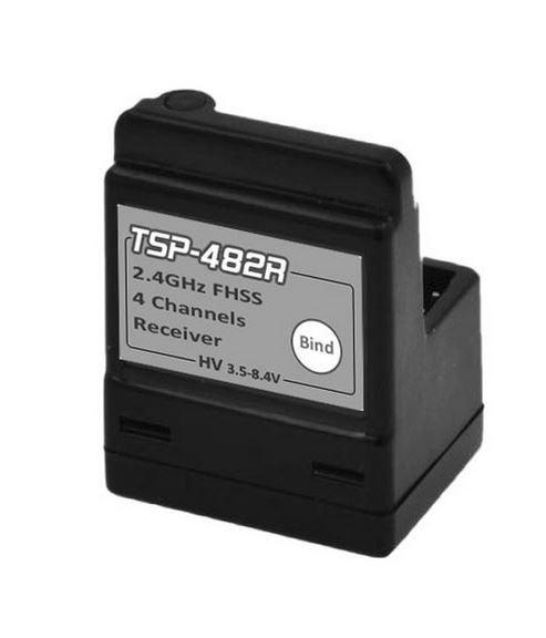 2-Speed TSP-482-R FHSS Receiver 4ch (Sanwa Comp.)