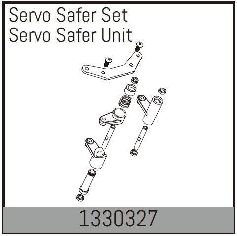Absima Servo Safer Set
