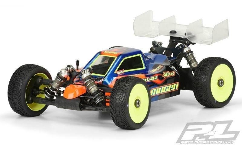 Pro Line Predator Karosserie (klar) f. Mugen MBX7R Eco 1:8